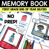End of Year Activity - First Grade Memories Book