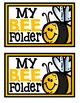 My B.E.E. Folder [A Folder to Buzz About]