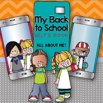 Back to School Selfie Book
