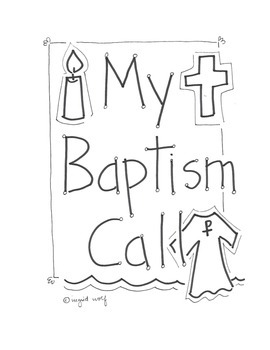 Catholic My Baptism Call Booklet
