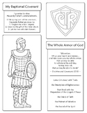 My Baptismal Covenant - The Whole Armor of God