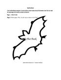 My Bat Book - Halloween Writing