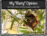 "My ""Batty"" Opinion Writing Unit"