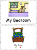 My Bedroom - a leveled reader & activities