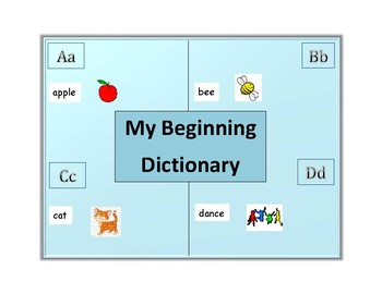My Beginning Dictionary
