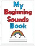 My Beginning Sounds Book