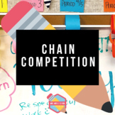 My Best Behavior Management Strategy: Chain Competition