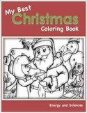 My Best Christmas Coloring Book