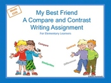 My Best Friend: A Compare and Contrast Essay Assignment