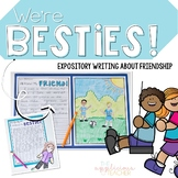 Friend Expository Writing