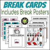Break Cards (I NEED A BREAK)