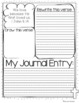 Bible Verse Reflections and Drawings Year-Long Journal! {Primary}