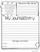 Bible Verse Reflection and Prayers Year-Long Journal! {Intermediate}