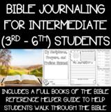 Bible Journaling and Study Set  {Intermediate}