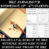 Bible Verse Journaling and a Books of the Bible Study Set