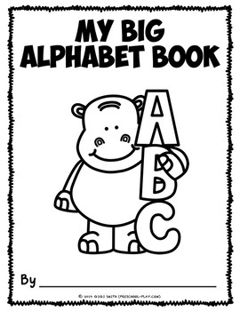 My Big Alphabet Book