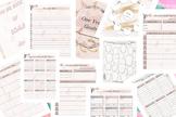 My Big Book of Goals Printable Planner Journal