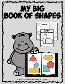 My Big Book of Shapes