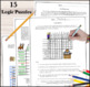 Logic Puzzles BUNDLE Gifted and Talented