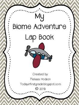 My Biome Adventure: Lap Book