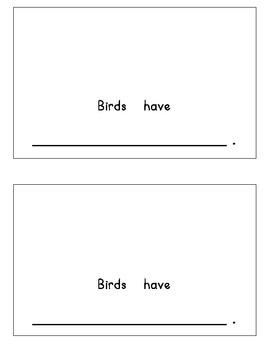 My Bird Book