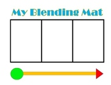 My Blending Mat CVC Words