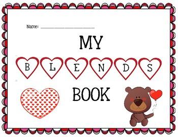 My Blends Book - Valentine's Day!