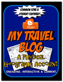 Travel Blog: A Physical Geography First Hand Account Blog Diary