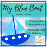 My Blue Boat Resource Pack: Before Five in a Row - BFIAR  