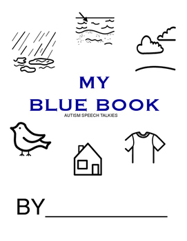 My Blue Book (Olympics, Blue, Speech)