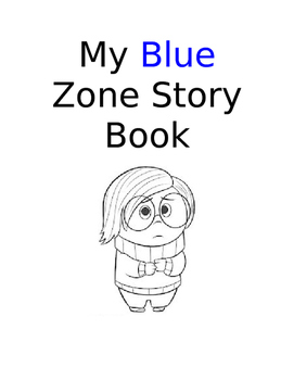 My Blue Zone Story Book