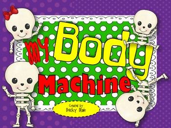 My Body Machine