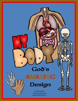My Body Notebook: God's Amazing Design