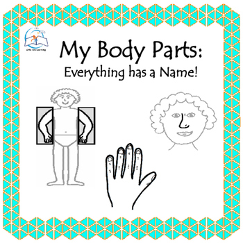 Body Parts: Science Packet for Kids with Autism