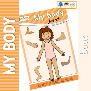 My Body  book  2 - joints