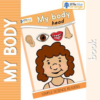 My Body  book 1 head