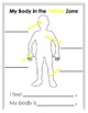 My Body in the Zones Worksheets