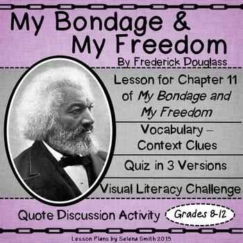 My Bondage and My Freedom by Frederick Douglass