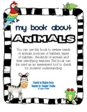 My Book About Animals
