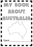 My Book About Australia