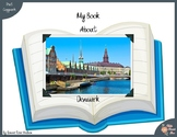 My Book About Denmark with Print Copywork