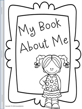 My Book About Me {Freebie!}