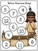 NATIVE AMERICANS PRINTABLE BOOK AND WORKSHEETS