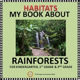 Habitats - My Book About Rainforests
