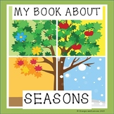 My Book About Seasons, Wall Chart and Worksheets