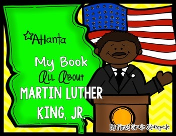 My Book All About Martin Luther King Jr