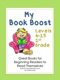 List of Easy Reading Books (Levels 6-15)