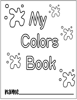 Book Covers - 10 Different Cover Pages DIY Books (Black & White) Pre ...