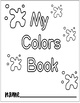 Book Covers - 10 Different Cover Pages DIY Books (Black & White) Pre K, K,1st