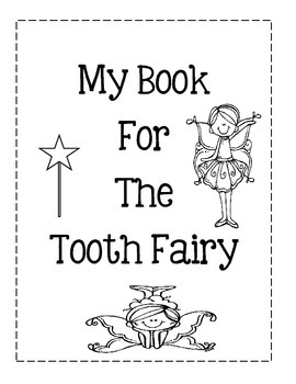 My Book For The Tooth Fairy